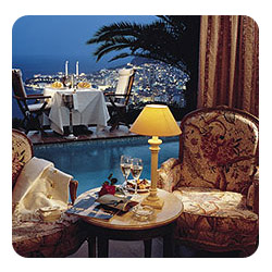 Splendid View over Monte Carlo. Online booking Vista Palace Hotel - 4 star