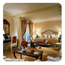 Picture of a room in Monte Carlo Metropole Hotel