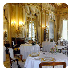Le Louis XV : Restaurant d'exception - 3 étoiles Michelin